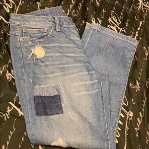 Tommy Hilfiger boyfriend pants